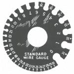 การอ่านผลการทดสอบ จาก Cable Tester American Standard wire Gauge (AWG)