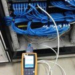 DTX-1800 ทดสอบสายแลน